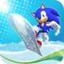 Sonic at the Olympic Winter Games, SEGA USA